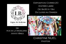 Lire la suite : Une expo de photos post-confinement de Christine Nuel...